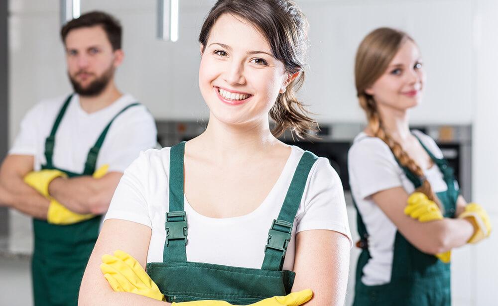 rengøring job odense
